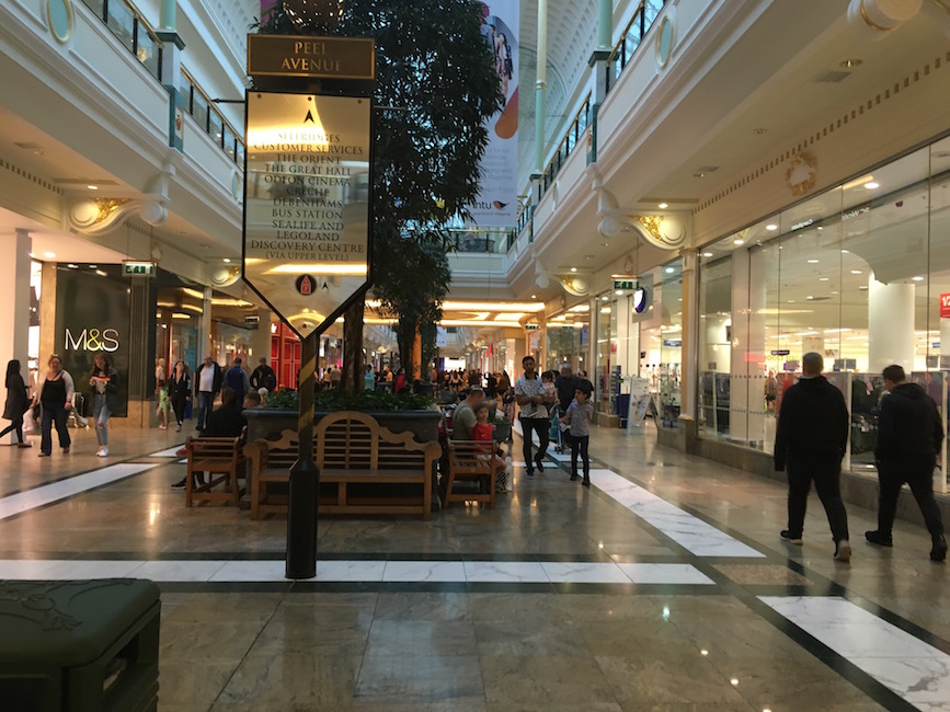 2 in 5 'bricks and mortar' retailers now at risk in North West